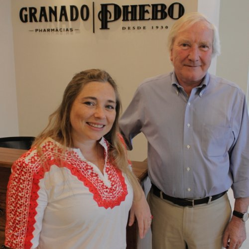 Sissi and Christopher Freeman, Granado Group