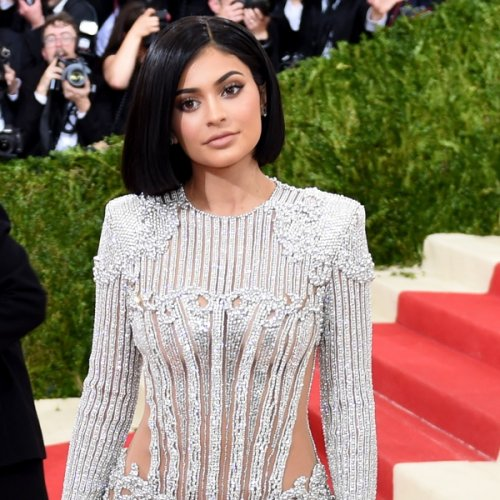 Kylie Jenner number 54 on the list. Photo: © Timothy A. Clary /...