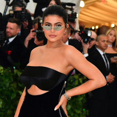 Kylie Jenner at the 2018 Met Gala on May 7, 2018 (Photo : © Angela Weiss /...