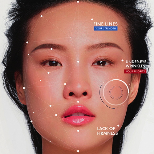 L'Oréal's new skin innovation is capable of predicting and addressing visual...