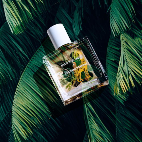 INTO THE WILD tropical, fresh, spicy woody, with ginger and juniper...