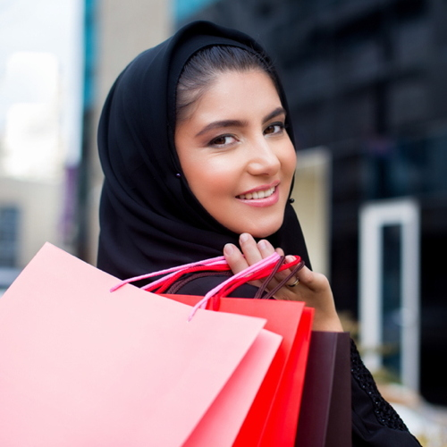 Sales of beauty and personal care products grew by 10% in the Gulf...