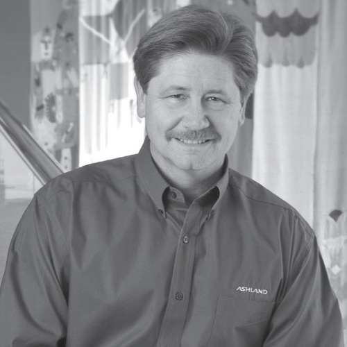 James O'Brien, Ashland's Chairman and Chief Executive Officer