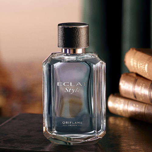 For the launch of Eclat Style, Oriflame's first ever men's fragrance, Texen's...