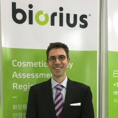Frédéric Lebreux joined Biorius in 2014 as Scientific and Regulatory Director...