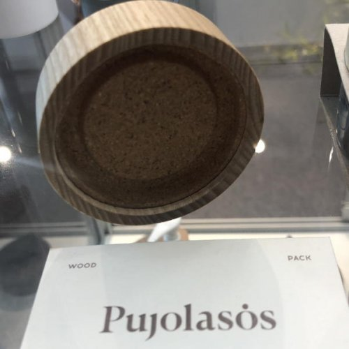 Pujolasos Packaging has introduced a new version of their natural and 100%...