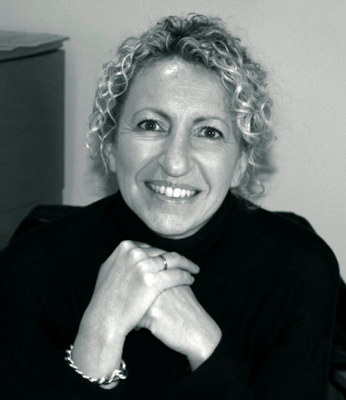 Cécile Nayl, founder and President of Inter'actifs